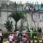 Unrest In Benin As Hoodlums Hijack #EndSARS Protest, Release Prisoners From Jail [Video] 9