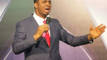 """Everyone Should Join #EndSARS Protest"" - Pastor Chris Okafor Advices His Church Members [Video] 12"