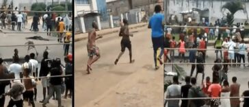 #EndSARS Protest: Suspected Thugs Have Freed Prisoners In Another Prison In Benin City [Video] 24