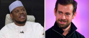 #EndSARS: Adamu Garba Threatens To Sue Twitter CEO Jack Dorsey Again For 'Meddling In Nigeria's Affairs' 26