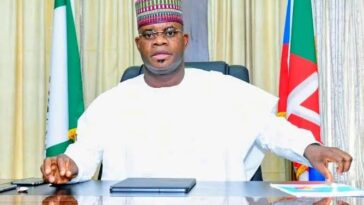 Kogi State Governor, Yahaya Bello Says He Wants To Be Leader Of #EndSARS Protest 8