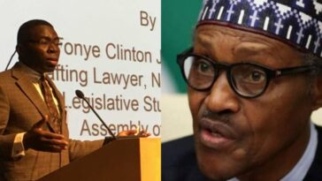 President Buhari Sacks Nigerian Copyright Commission Chairman, Tonye Clinton Jaja 2