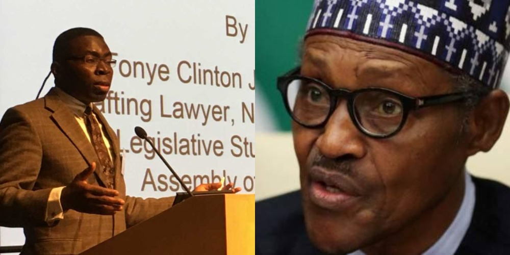President Buhari Sacks Nigerian Copyright Commission Chairman, Tonye Clinton Jaja 1