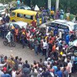Travelers Stranded As #EndSARS Protesters Block Lagos-Ibadan Expressway In Oyo [Video] 27