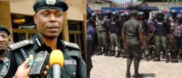 #EndSARS: IGP Adamu Orders Immediate Deployment Of Anti-Riot Policemen Nationwide 24