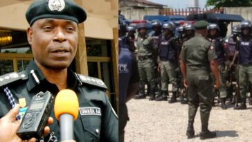 #EndSARS: IGP Adamu Orders Immediate Deployment Of Anti-Riot Policemen Nationwide 11