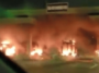 Lekki-Ikoyi Toll Gate On Fire As #EndSARS crises in Lagos worsens despite curfew 23