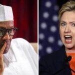 Hillary Clinton Asks President Buhari, Nigerian Army To Stop Killing #EndSARS Protesters 27