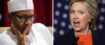Hillary Clinton Asks President Buhari, Nigerian Army To Stop Killing #EndSARS Protesters 24