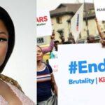 """Your Voice Is Being Heard"" - Nicki Minaj Tells #EndSARS Protesters After Lekki Toll Gate Massacre 28"