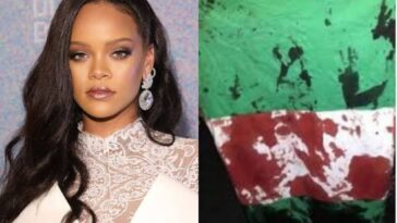 """My Heart Is Broken For Nigeria"" - Rihanna Condemns Killing Of #EndSARS Protesters 11"