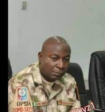 #LekkiMassacre: Brigadier Francis Omata denies ordering Nigerian Soldiers to shoot unarmed Lekki Protesters 1