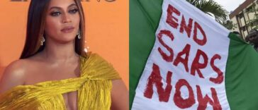 Lekki Massacre: I'm Heartbroken To See The Senseless Brutality Taking Place In Nigeria - Beyonce 25