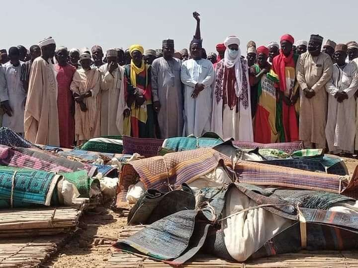 Armed Bandits Invades Zamfara Community, Kills 20 People Including Women And Children 1