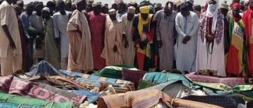 Armed Bandits Invades Zamfara Community, Kills 20 People Including Women And Children 24