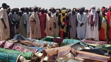 Armed Bandits Invades Zamfara Community, Kills 20 People Including Women And Children 11