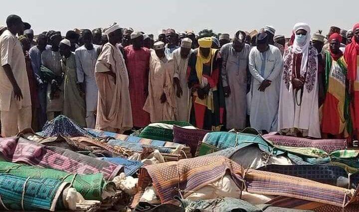 Armed Bandits Invades Zamfara Community, Kills 20 People Including Women And Children 2