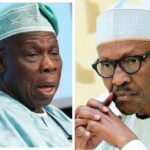 Obasanjo Asks President Buhari To Restrain Military From Shooting #EndSARS Protesters 28
