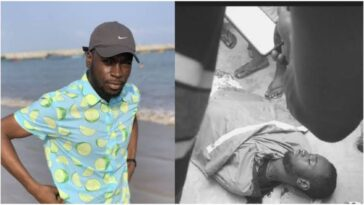 "Oke Obi-Enadhuze Stabbed To Death Three Hours After He Tweeted ""Nigeria Will Not End Me"" 8"