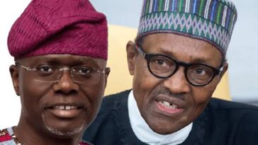 Lekki Shooting: I Have Not Been Able To Speak With President Buhari - Governor Sanwo-Olu 3
