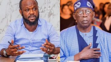 Tinubu's Son, Seyi Jet Out To London With Family As Angry Nigerians Destroy Father's Investments 1