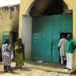 Ikoyi Prison on fire as soldiers, police battle with hoodlums over attempted jail break 27