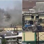 Many Imates Shot As Army, Police Foil Attempted Jail Break At Ikoyi Prison, Lagos [Video] 28