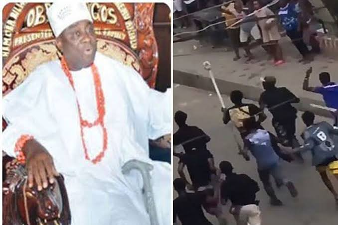 """Return Oba Of Lagos' Staff Of Office Or Face The Consequences"" – Akinshemoyin Warns 1"