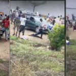 Another Warehouse Filled With COVID-19 Palliatives Currently Being Looted In Ede, Osun State [Video] 28