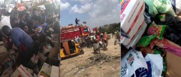 Kwara State Residents Invades Warehouse In Ilorin, Cart Away COVID-19 Palliative [Video] 46
