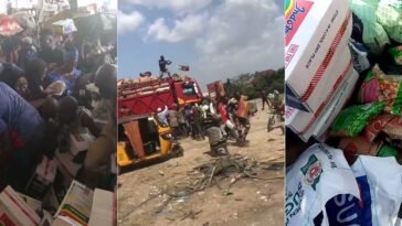 Kwara State Residents Invades Warehouse In Ilorin, Cart Away COVID-19 Palliative [Video] 13