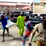 Six People Killed As Security Forces Open Fire At COVID-19 Palliatives Warehouse In Ilorin 28