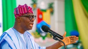 Governor Sanwo-Olu Announces Relaxation Of Curfew From 8am To 6pm In Lagos State 8
