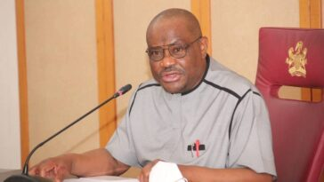 Governor Wike Announces N220m Compensation For Families Of 11 Slain Policemen In Rivers 9