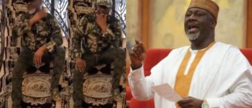"""Na Soldiers Kill People"" - Senator Dino Melaye Confirms Lekki Massacre In New Music Video 26"