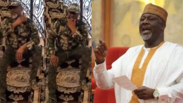 """Na Soldiers Kill People"" - Senator Dino Melaye Confirms Lekki Massacre In New Music Video 13"