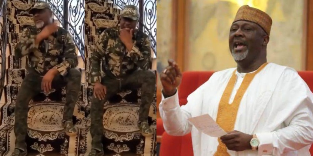"""Na Soldiers Kill People"" - Senator Dino Melaye Confirms Lekki Massacre In New Music Video 1"