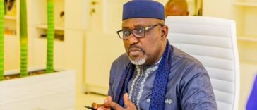 #EndSARS Protest Is A Wake-Up Call For Politicians, Our Lifestyles Provoking Youths - Okorocha 28