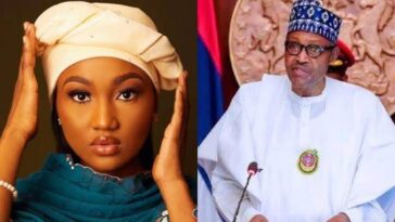 COVID-19 Palliatives In Warehouses Proves My Dad Isn't Nigeria's Problem - Buhari's Daughter, Zahra 12