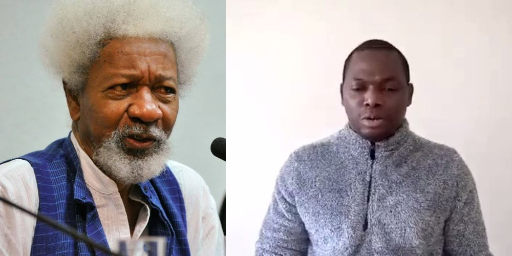 Soyinka Condemns Adeyinka Grandson's Video Asking Igbo People To Leave Yorubaland 1