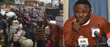 Gov Ayade Orders Police To Carry Out House-To-House Search For Looted Items In Cross River 24