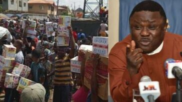 Gov Ayade Orders Police To Carry Out House-To-House Search For Looted Items In Cross River 8
