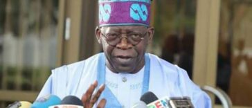 Tinubu Reveals Why He Didn't Request Army, Police To Stop Those Who Razed TVC, The Nation 26