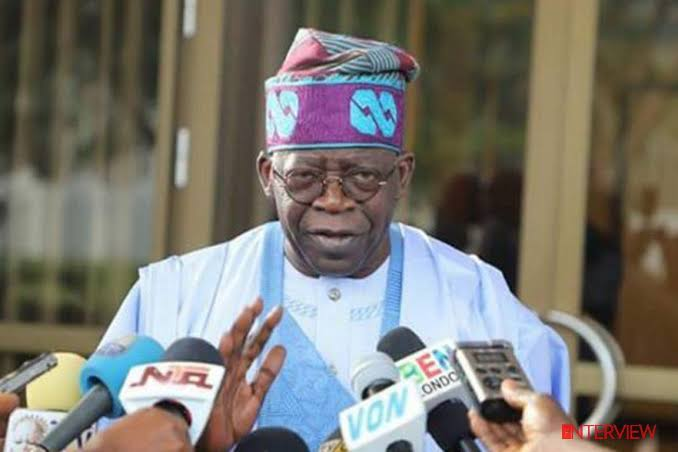 Tinubu Reveals Why He Didn't Request Army, Police To Stop Those Who Razed TVC, The Nation 1