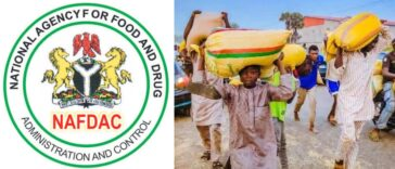 """Don't Eat Looted Food Items, It Can Cause Serious Illness And Death"" - NAFDAC Warns 25"