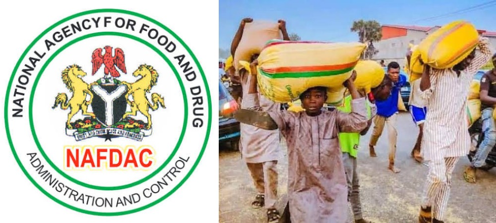 """Don't Eat Looted Food Items, It Can Cause Serious Illness And Death"" - NAFDAC Warns 1"