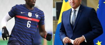 Paul Pogba Denies Quitting France National Team Over President Macron's Comments On Islam 26