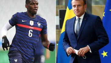 Paul Pogba Denies Quitting France National Team Over President Macron's Comments On Islam 8