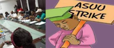 ASUU Strike Continues As Federal Government Is Yet To Conduct Integrity Test On UTAS 33