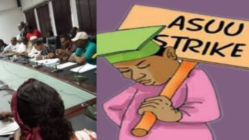 ASUU Strike Continues As Federal Government Is Yet To Conduct Integrity Test On UTAS 13